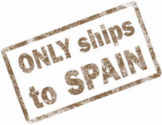 Only ships to spain
