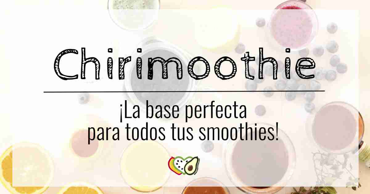 chirimoothie